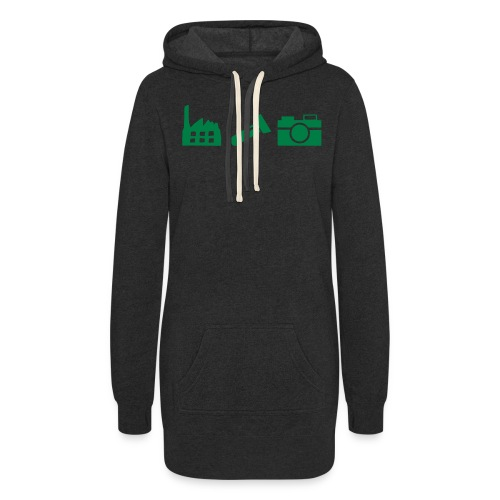 DCUE_Icons_Small - Women's Hoodie Dress