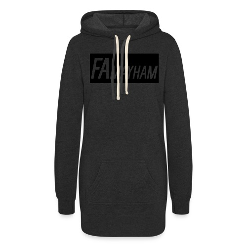 FAmayham - Women's Hoodie Dress