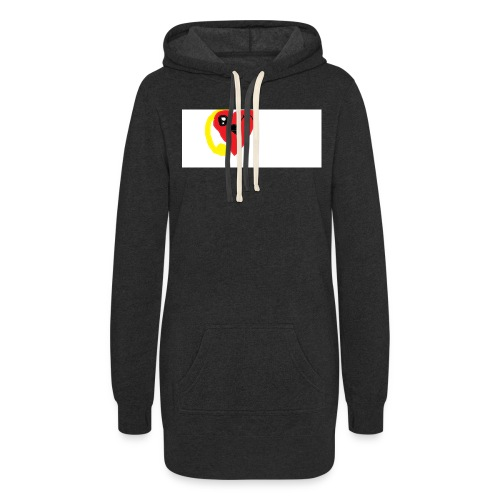love heat - Women's Hoodie Dress