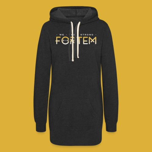 Fortem Gym Logo Tank - Women's Hoodie Dress