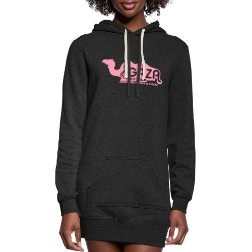 Gaza Strip Club - Everyone Wants A Piece! - Women's Hoodie Dress