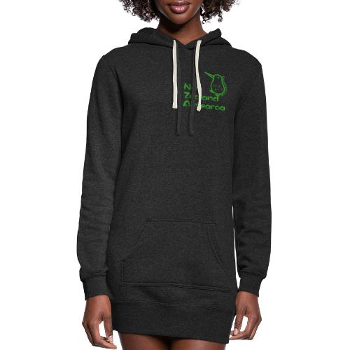 New Zealand Aotearoa - Women's Hoodie Dress