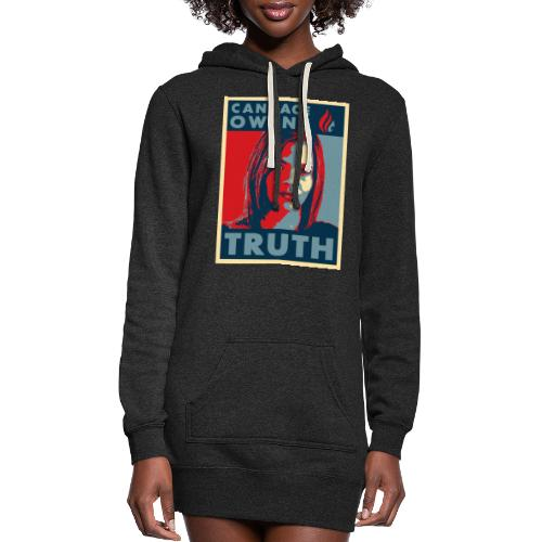 Candace Owens for President - Women's Hoodie Dress