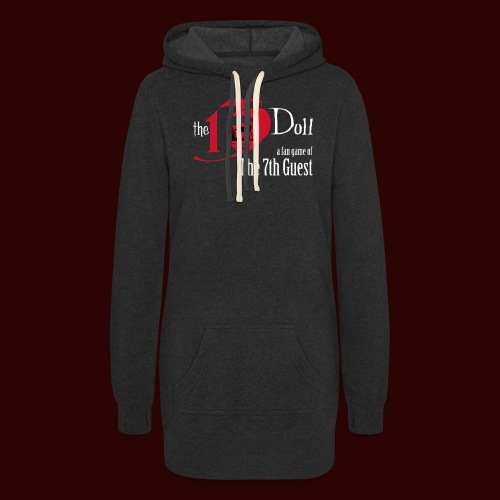 The 13th Doll Logo - Women's Hoodie Dress