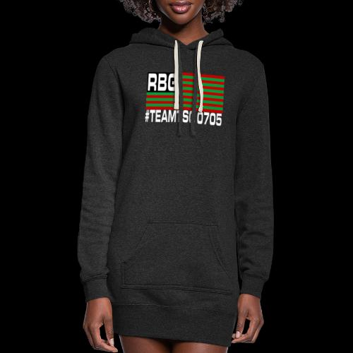 TeamTSC RBGFlag 2 - Women's Hoodie Dress
