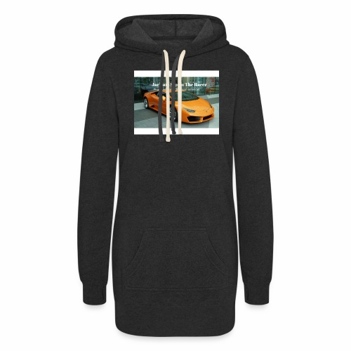 The jackson merch - Women's Hoodie Dress