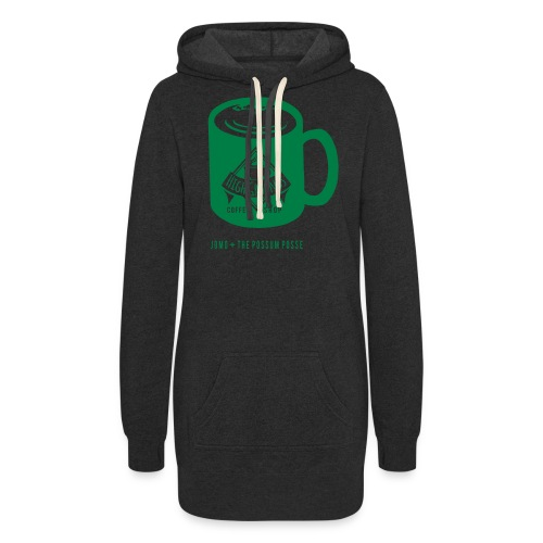 High Grounds Coffee Shop - Women's Hoodie Dress