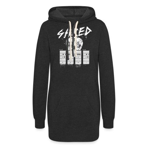 Shred 'til you're dead - Women's Hoodie Dress