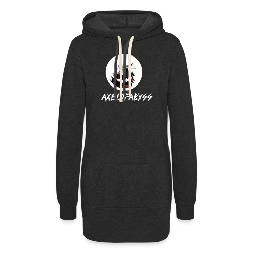 Axelofabyss Red with Nature - Women's Hoodie Dress
