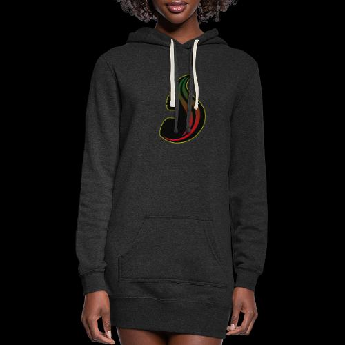 RBGgirl - Women's Hoodie Dress