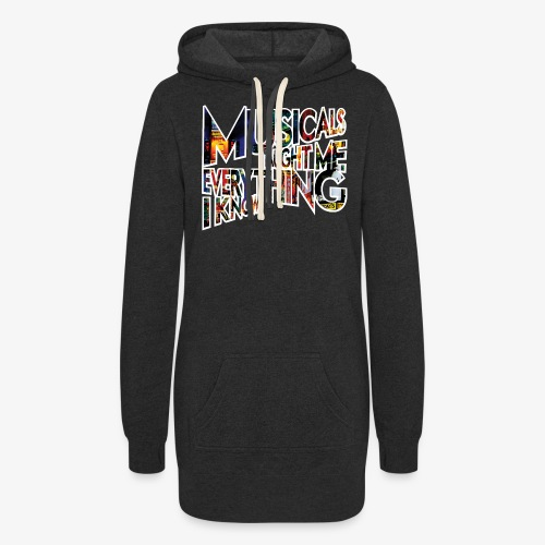 MTMEIK Broadway - Women's Hoodie Dress