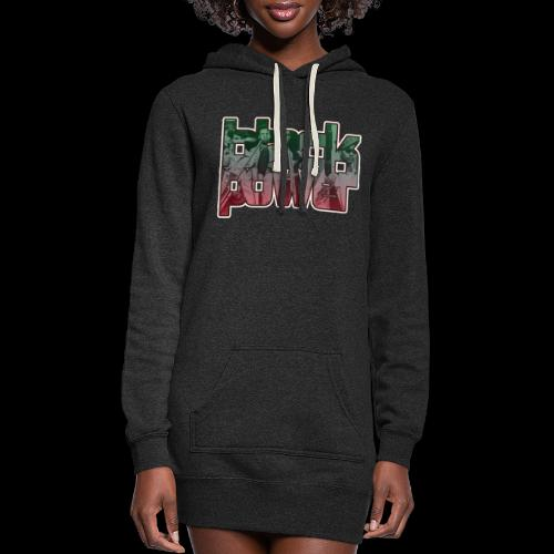 Black Power - Women's Hoodie Dress