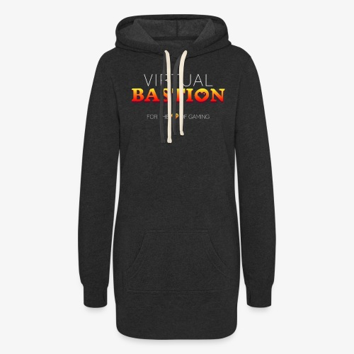 Virtual Bastion: For the Love of Gaming - Women's Hoodie Dress
