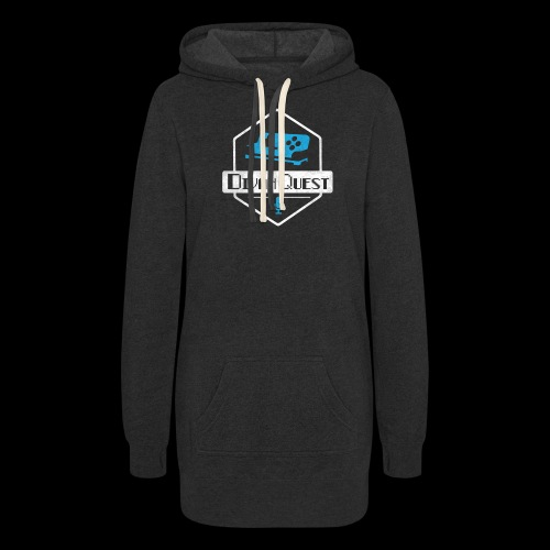 DivanQuest Logo (Badge) - Women's Hoodie Dress
