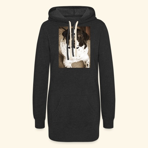 Old Pongo - Women's Hoodie Dress