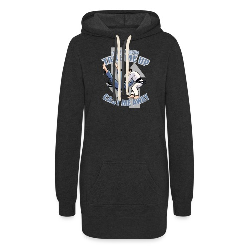 Like Excalibur - Women's Hoodie Dress