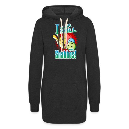 I Don't Roll on Shabbos - Women's Hoodie Dress