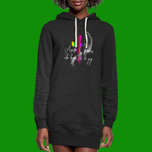 Another Gay Christian - Women's Hoodie Dress