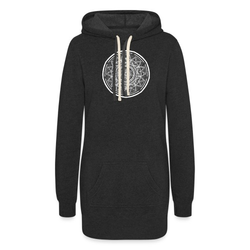 Circle No.1 - Women's Hoodie Dress