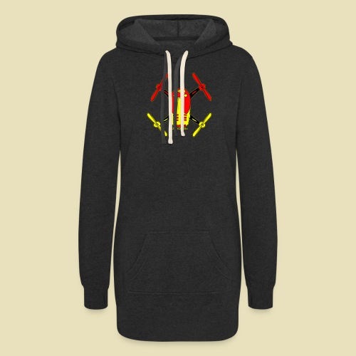 GrisDismation Ongher Droning Out Tshirt - Women's Hoodie Dress