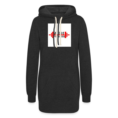 ASH FITNESS MUSCLE ACCESSORIES - Women's Hoodie Dress