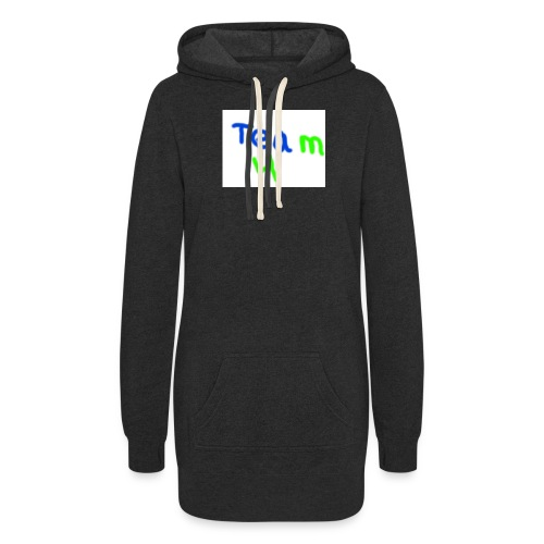 logo - Women's Hoodie Dress