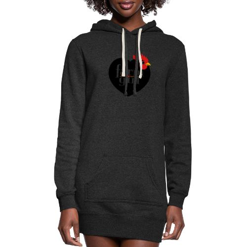 Farm girl - Women's Hoodie Dress