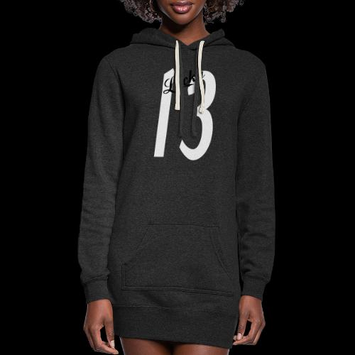 Lucky Thirteen - Women's Hoodie Dress