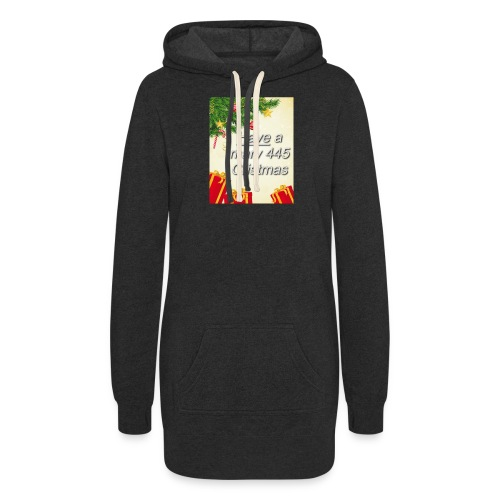 Have a Mary 445 Christmas - Women's Hoodie Dress