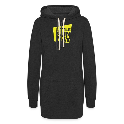 littleSUNDAY Official Logo - Women's Hoodie Dress