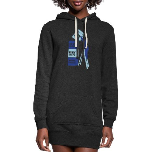 Storytopper - Women's Hoodie Dress