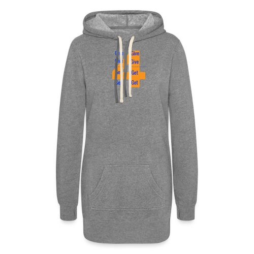 Forgive & Forget - Women's Hoodie Dress