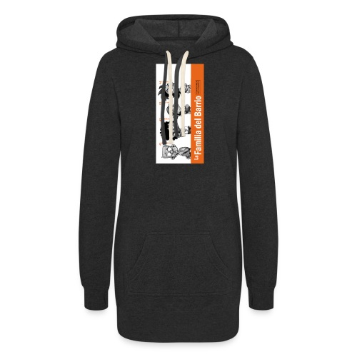 case1iphone5 - Women's Hoodie Dress