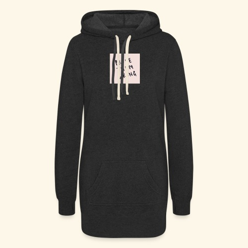 show em what you about - Women's Hoodie Dress