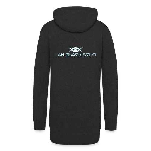 IAMBSF Logo and Text png - Women's Hoodie Dress