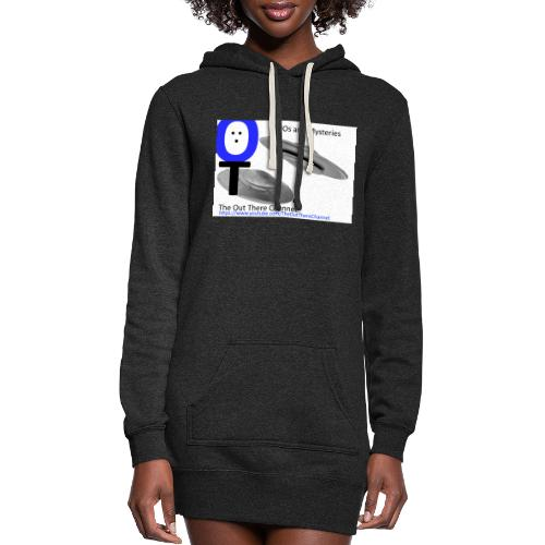 Outthere UtubeLogo2017 with Crew Back Logo - Women's Hoodie Dress