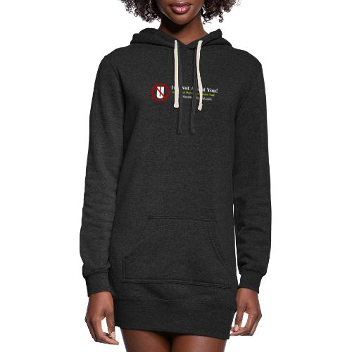 it's Not About You with Jamal, Marianne and Todd - Women's Hoodie Dress