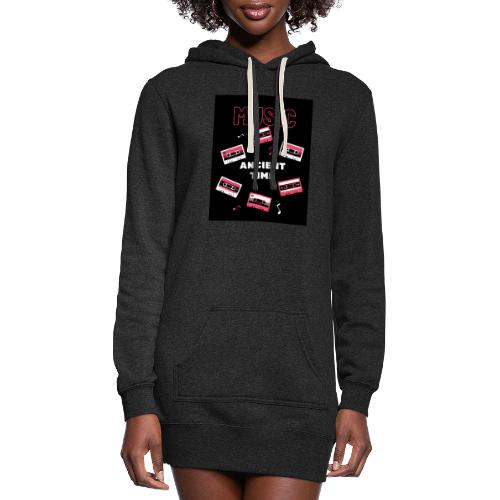 Music Ancient time - Women's Hoodie Dress