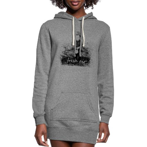 Fresh Air - Women's Hoodie Dress
