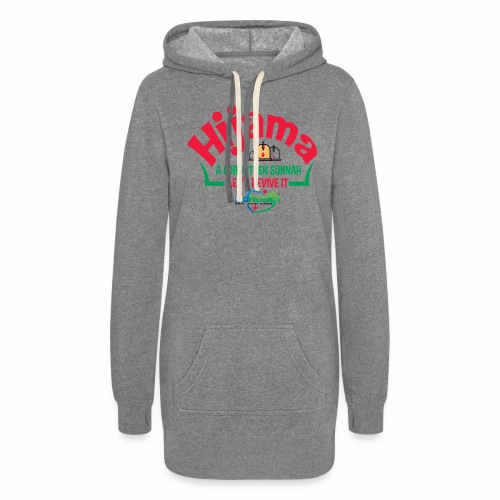BD Health /Cupping/ Cupping therapy/ Hijama - Women's Hoodie Dress
