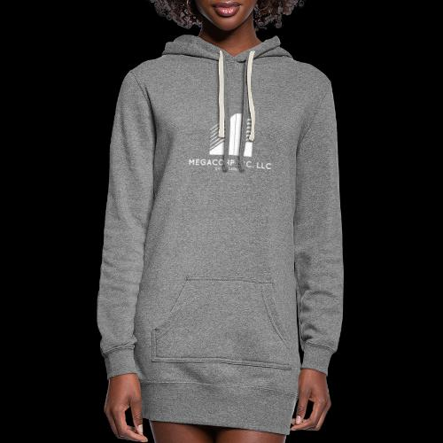 MEGACORP - GIANT EVUL CORPORATION - Women's Hoodie Dress