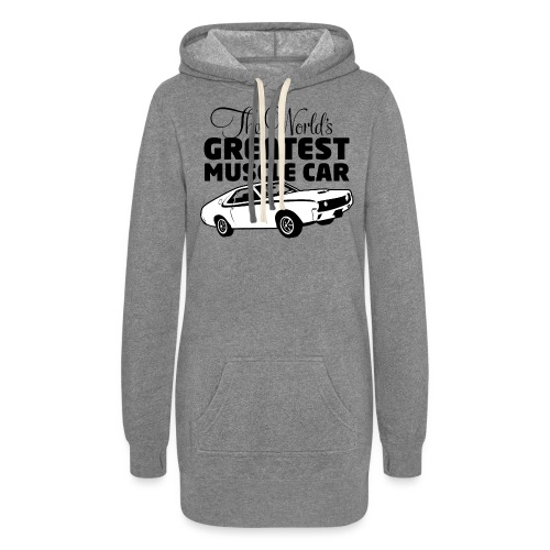 Greatest Muscle Car - Javelin - Women's Hoodie Dress