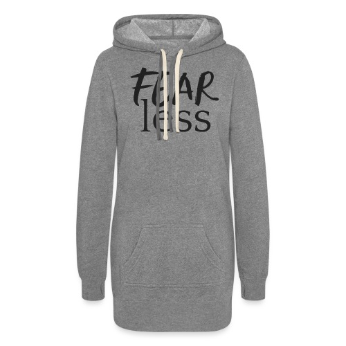 FEARless for BossLady - Women's Hoodie Dress