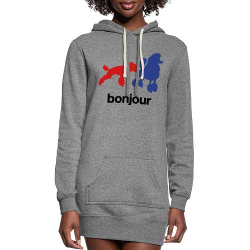 Bonjour - Women's Hoodie Dress