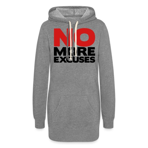 No More Excuses - Women's Hoodie Dress