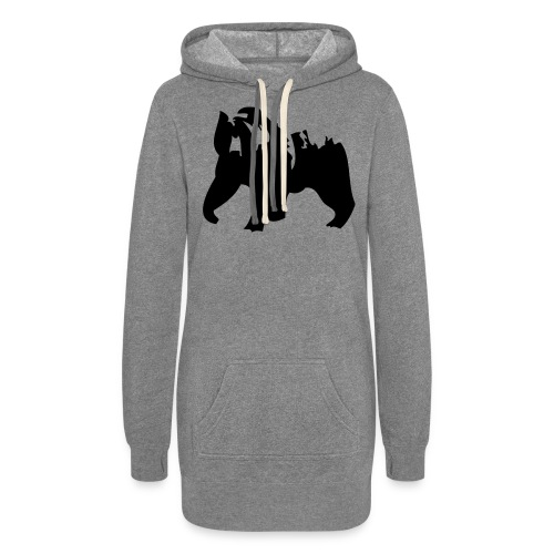 Grizzly bear - Women's Hoodie Dress