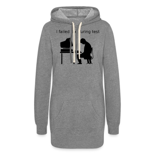 Turing test - Women's Hoodie Dress