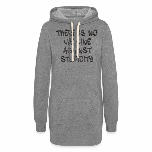 No Vaccine - Women's Hoodie Dress