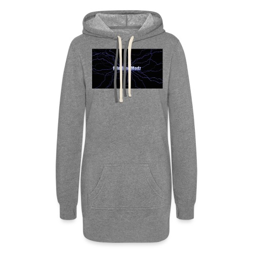 backgrounder - Women's Hoodie Dress