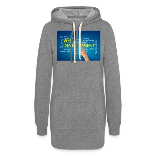 web development design - Women's Hoodie Dress